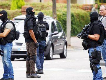 При захвате заложников в церкви на севере Франции (Фото: AP/ ТАСС)