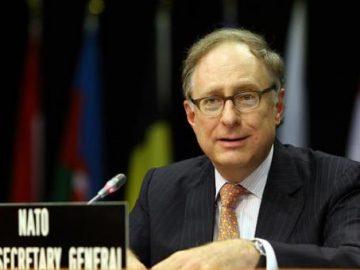 NATO Deputy Secretary General Alexander Vershbow\Tass