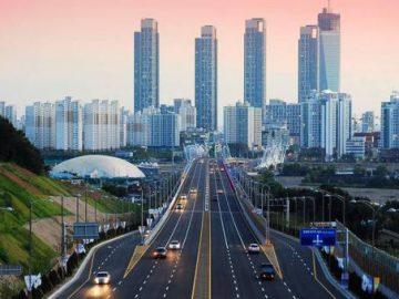 Сонгдо — первый «умный город». Фото DR