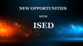 ноые возможности с ИСЭД, new opportunities with ISED